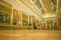 Art, London, museum, people, Philip Van Avermaet, Photography, Tate