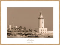 malaga,muelle uno,andaluca,landscape,framed