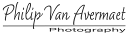 Philip Van Avermaet Photography Logo
